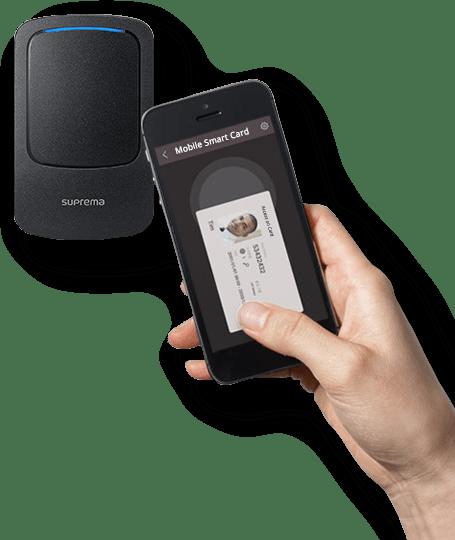 Mobilna aplikacja BioStar 2 do kontroli dostępu Suprema